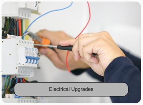 Your local expat certified electrician providing electrical upgrades.