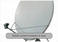 All you satellite TV needs in Andorra including Installation and Testing