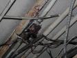 Poorly secured wiring